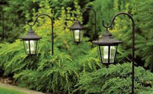 Chiếu sáng ngoài nhà, trong nhà