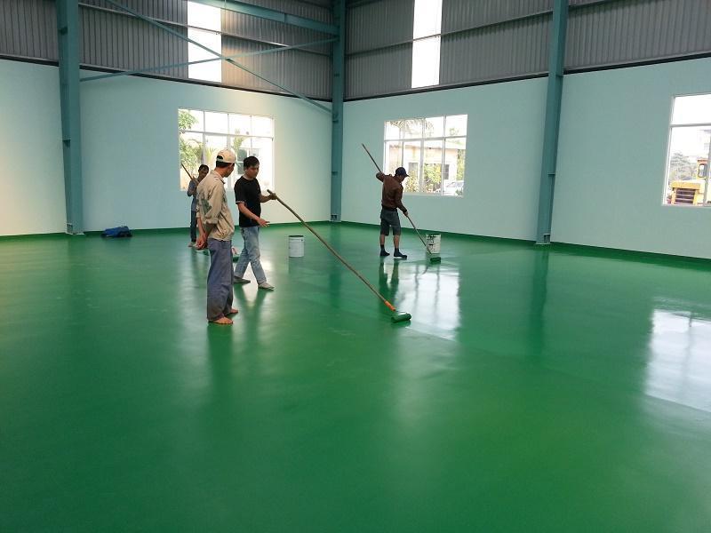 Biện pháp thi công sơn epoxy có công dụng gì đặc biệt?